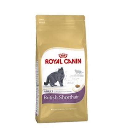 British Shorthair Adult корм для британских кошек 1кг (упак.10кг)