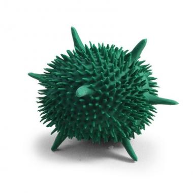 """Игрушка для собак из латекса """"Мяч-мина"""", d80мм"""