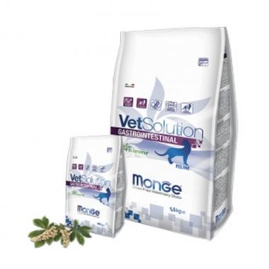 Momge vetsolution cat Gastrointestinal/для кошек с проблемами пищеварения 1,5 кг