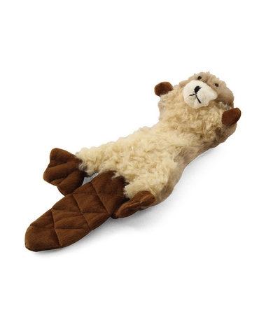 """Игрушка для собак мягкая """"Бобер"""", 250мм"""