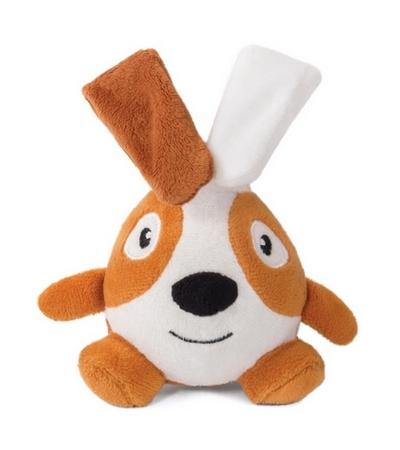 """Игрушка для собак  """"Кролик -ушастик"""", d150мм"""