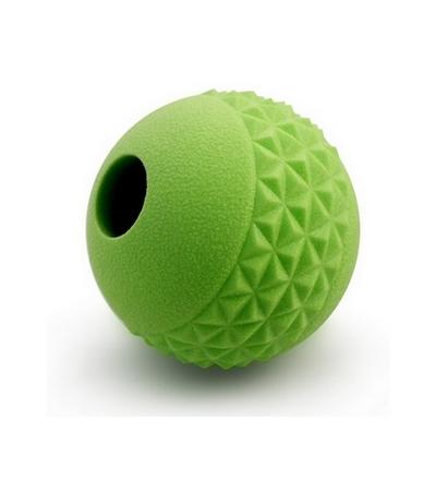 """Игрушка для собак из термопласт. резины """"Мяч"""" (серия Aroma), d64мм"""