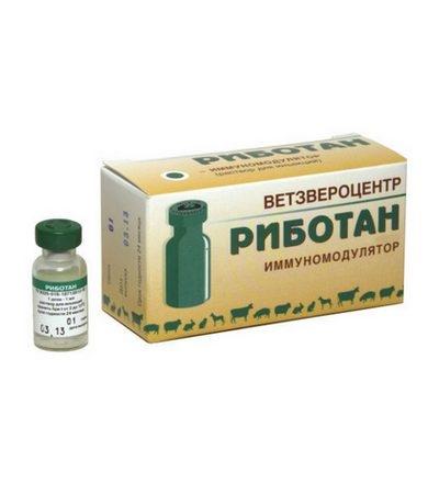 Риботан, 1 доза (упаковка 10 доз)