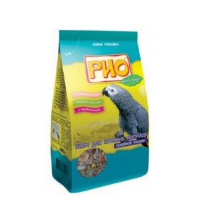 Корм РИО для крупных попугаев 500г
