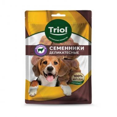 Семенники бараньи деликатесные для собак 50г