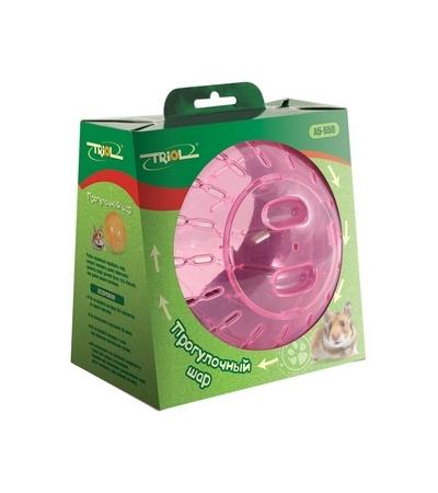 Прогулочный шар для мелких животных L, d190мм