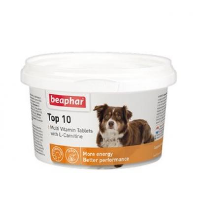 Витамины Топ-10 для собак 180т