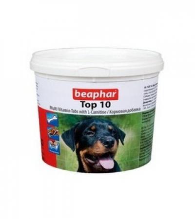 Витамины Топ-10 для собак 750т