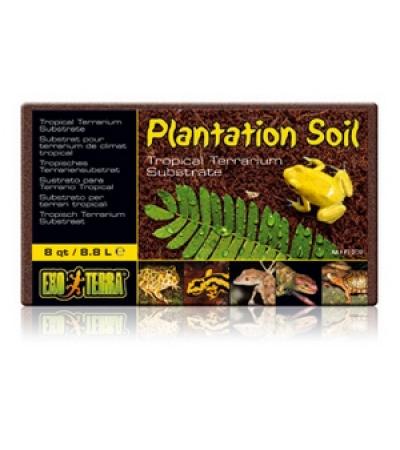 Кокосовая крошка Plantation soil  553г