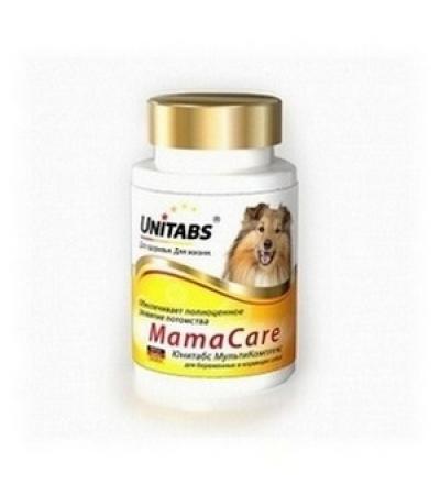 Юнитабс MamaCare для беременных собак 100т