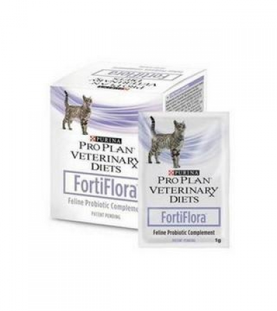 FortiFlora® для кошек 1 пакетик