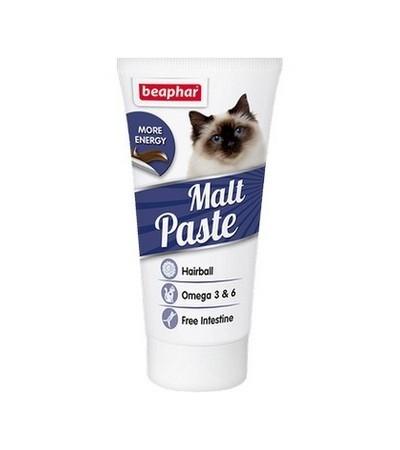 Мальт-паста Beaphar Malt Paste для выведения шерсти у кошек 25г