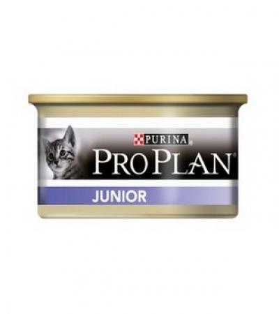 PRO PLAN Junior (с курицей) Kitten