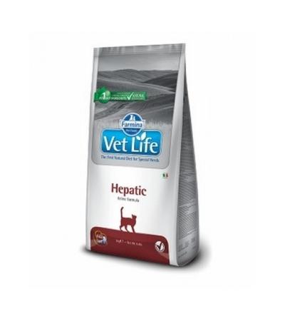 Vet Life Cat Hepatic 2кг