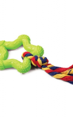 Игрушка для собак из ц/литой резины