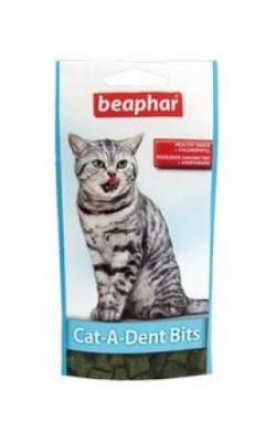 Cat a Dent 35 г Подушечки для чистки зубов у кошек